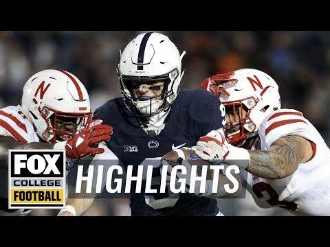 Penn State vs Nebraska   Highlights   FOX COLLEGE FOOTBALL