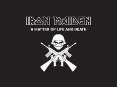 iron maiden - Full HD Wallpaper, Photo