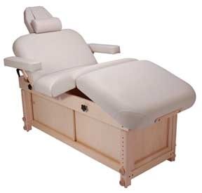 Massage Table Arm Extensions ... Salon Massage Tables on Pinterest | Massage, Spa chair and The head