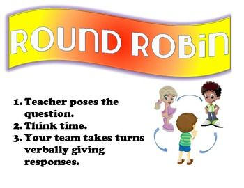 Round Robin Kagan