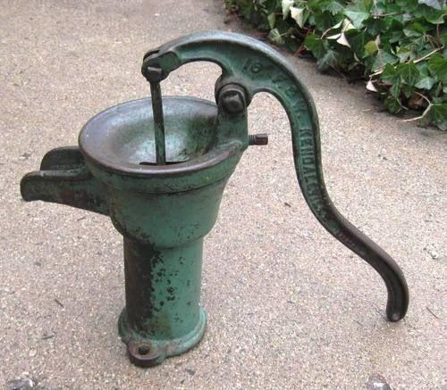 34 Best Antique Water Pumps Images On Pinterest