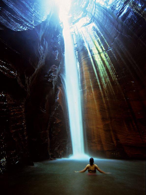 Cachoeira Pedra Caída (MA)