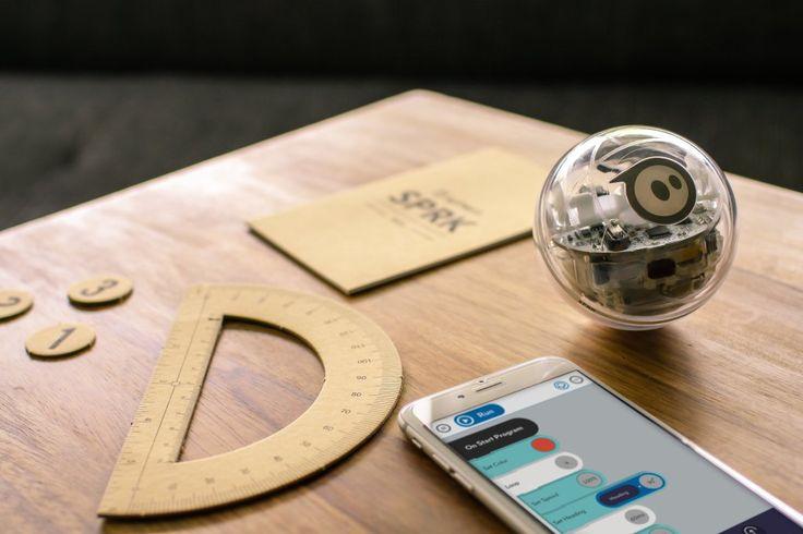Sphero Releases SPRK Edition Educational Robot