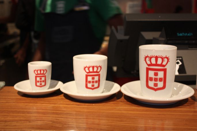 A cup of happiness for mamma bear, daddy bear and baby bear #vidaecaffe #cups #family