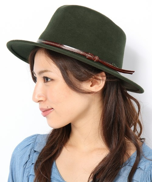 SORBATTI | leather hat | Ray BEAMS