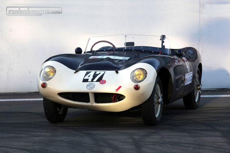 Der MG-Mistral Special von 1956 - Kunststoff trifft auf Traditionschassis © Bruno von Rotz #zwischengas #classiccar #classiccars #oldtimer #oldtimers #auto #car #cars #vintage #retro #classic #fahrzeug