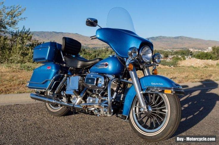 1980 Harley-Davidson Touring #harleydavidson #touring #forsale #unitedstates