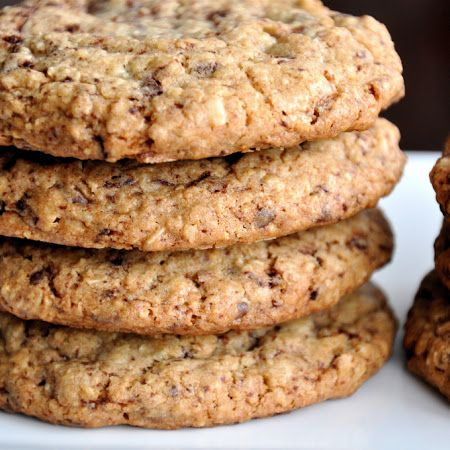 Oatmeal Cinnamon Chip Cookies | Let's Bake, bake, bake | Pinterest