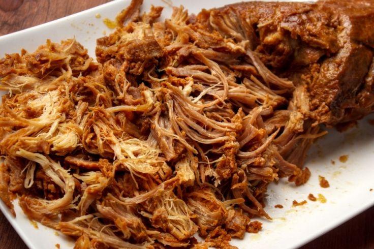 Filet de porc...Cassonade et balsamique à la mijoteuse