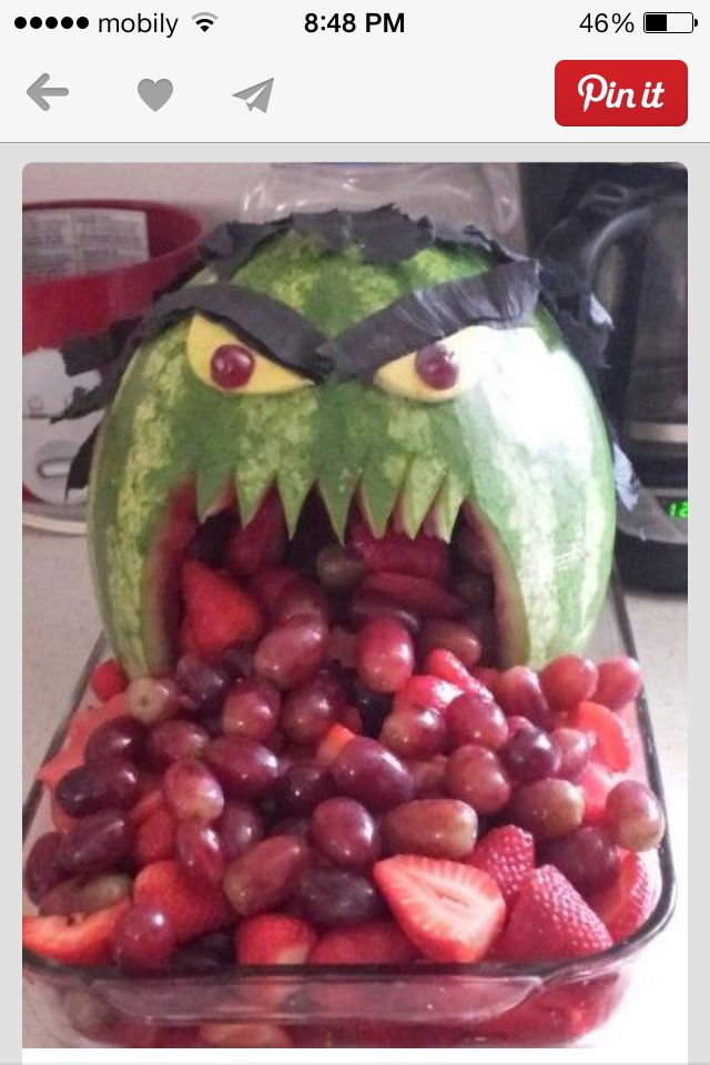 Watermelon hulk