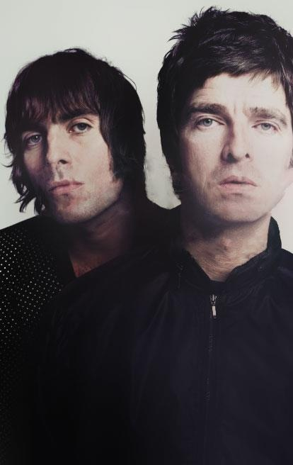 Gallagher Brothers ♥ #OasisBack2015