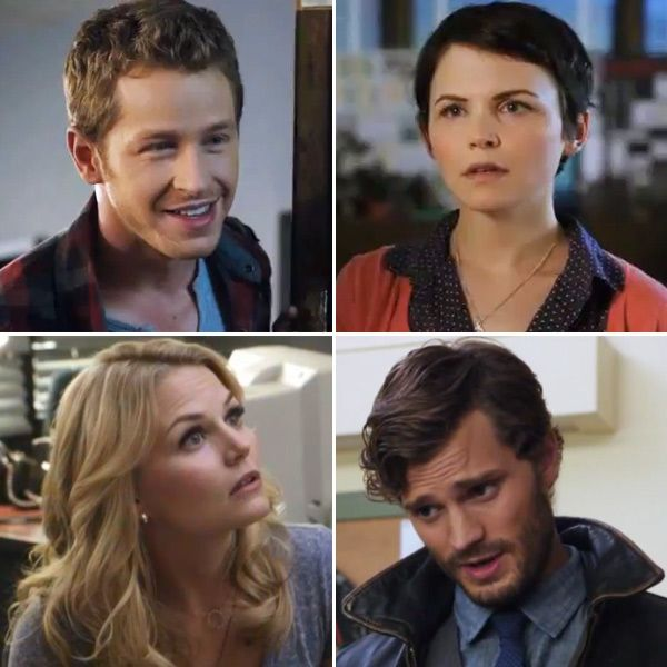 Season 1 - OUAT. I miss the old times...