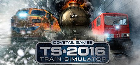 Train Simulator 2016 Free Download PC Game-full version