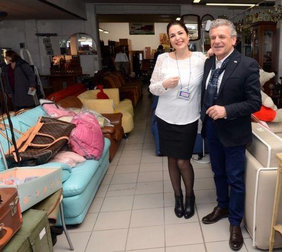 """Il negozio fa parte di una catena in  franchising che ha 200 affiliati in tutta Italia Un'attività """"green"""" che, a pieno regime, garantirà una decina di  posti di lavoro"""