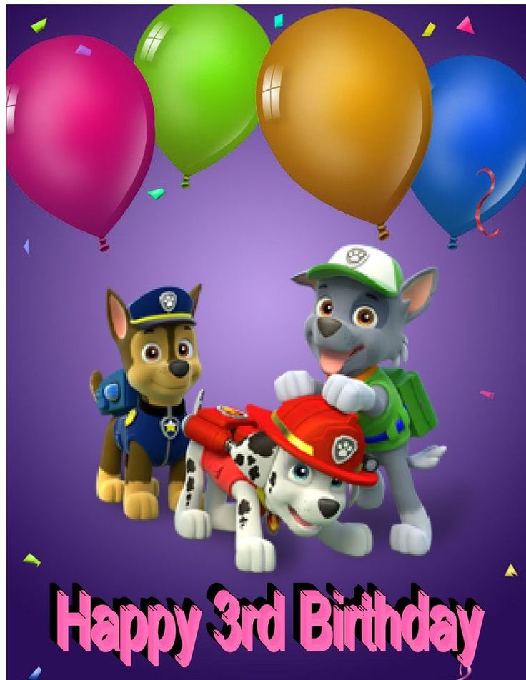 Paw Patrol Images For Edible Cake Toppers 1 4 Sheet 7 5