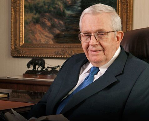 President Boyd K. Packer shares a story from one of his ancestors that shows that not all ghost stories are scary. Some are deeply sacred and profound.