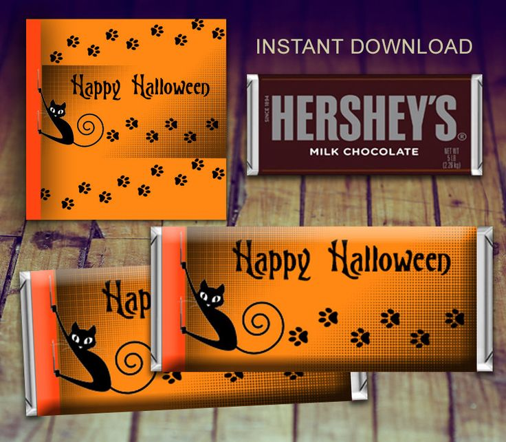 A personal favorite from my Etsy shop https://www.etsy.com/ca/listing/544807936/halloween-candy-bar-wrappers-halloween