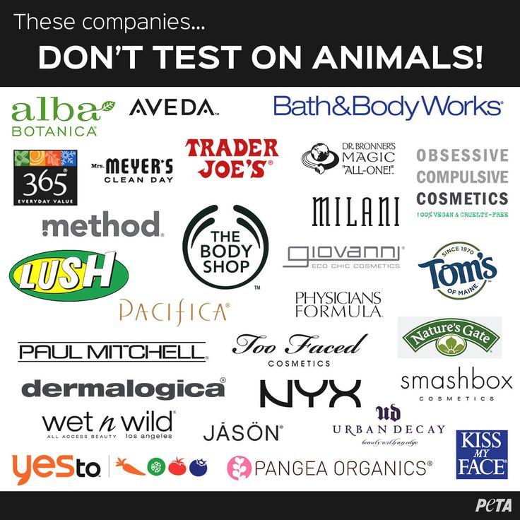 Companies-That-DONT-Test-On-Animals-Post | Peta
