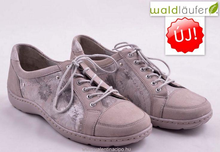 Waldlaufer női félcipő, kivehető (Pro aktív) talpbetéttel vásárolható a Valentina Cipőboltokban és Webáruházunkban!  http://valentinacipo.hu/496005-407-070  #waldlaufer   #waldlaufer_cipo   #waldlaufer_webshop