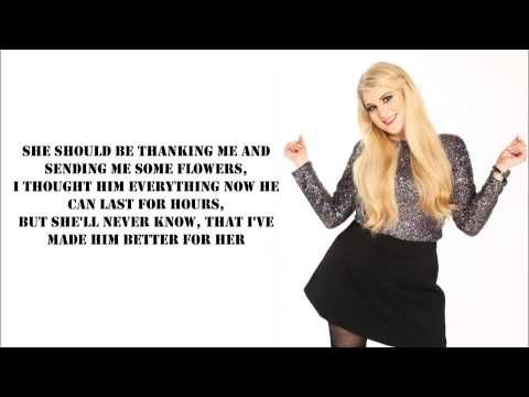 Meghan Trainor - Credit (lyrics) - YouTube