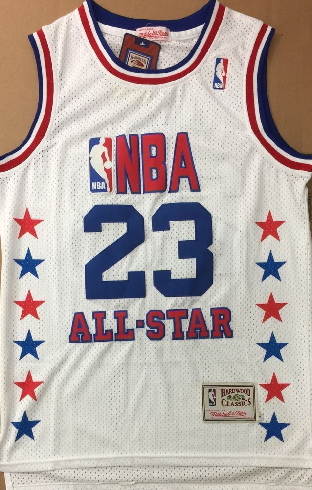 new arrival 65cb0 92721 Details about NEW Men's 1998 NBA All Star Game Michael ...