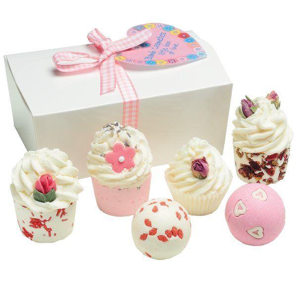 Gâteaux de bain parfumés