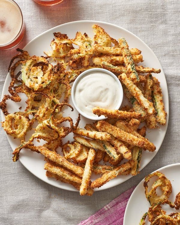 Baked Zucchini Fries | Kitchn