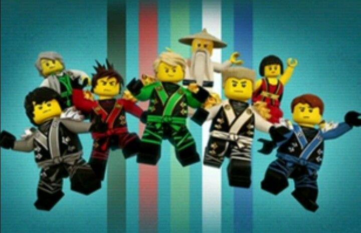 I miss this Ninjago.