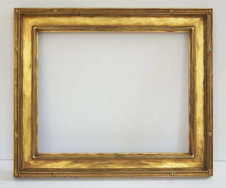 Newcomb macklin arts and crafts frame gold pinterest for Craftsman frame