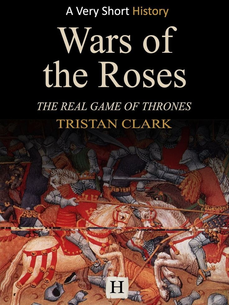 Wars of the Roses: The Real Game of Thrones (Very Short History Book 4) (English Edition):Amazon:Tienda Kindle