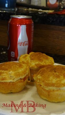 Quick, Easy and delicious Pizza Muffins. Favorite kids food
