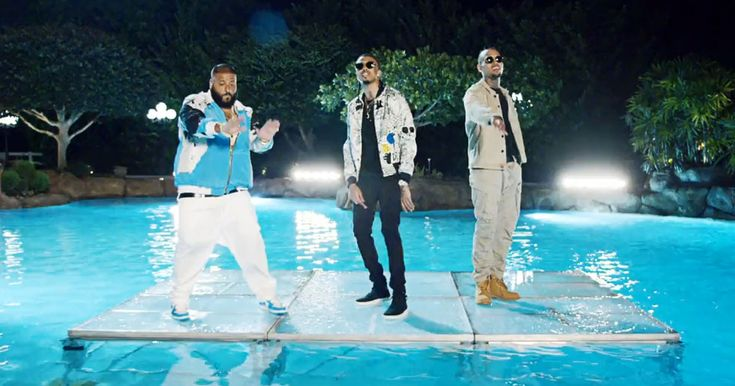 Watch DJ Khaled, Nicki Minaj, Future's Sexy 'Do You Mind' Video #headphones #music #headphones