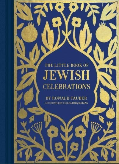 With a foil-stamped cover and a ribbon marker, this elegant volume shares the beloved stories and traditions behind Jewish celebrations, from year-round holidays to once-in-a-lifetime special events.