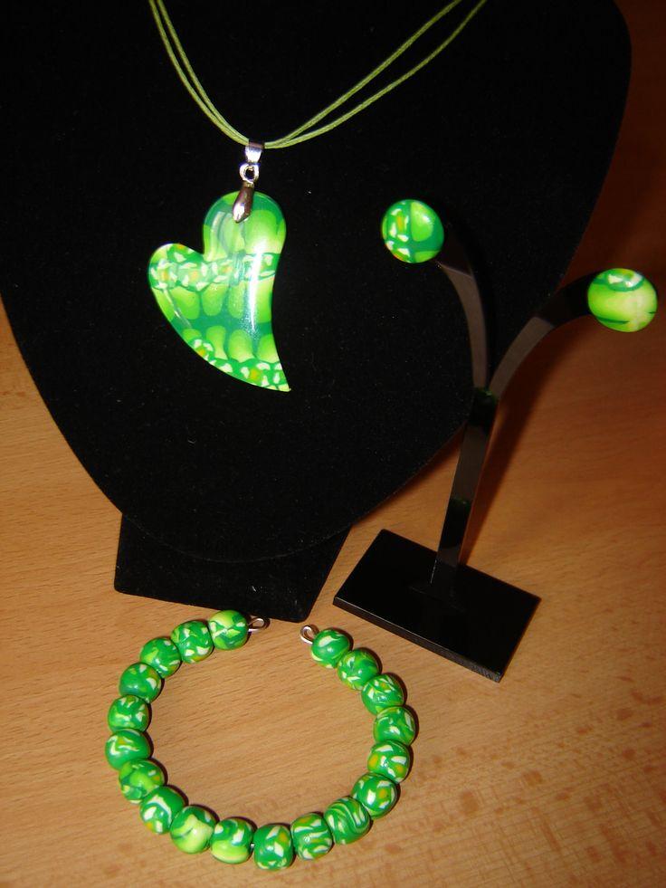 Veronica´s fresh green set