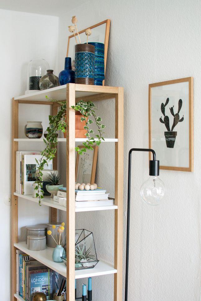 New Shelf Unit At Home