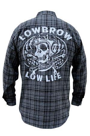 Low Life Men's Flannel