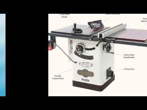 Best Table Saw Reviews And Buying Guide - 2017
