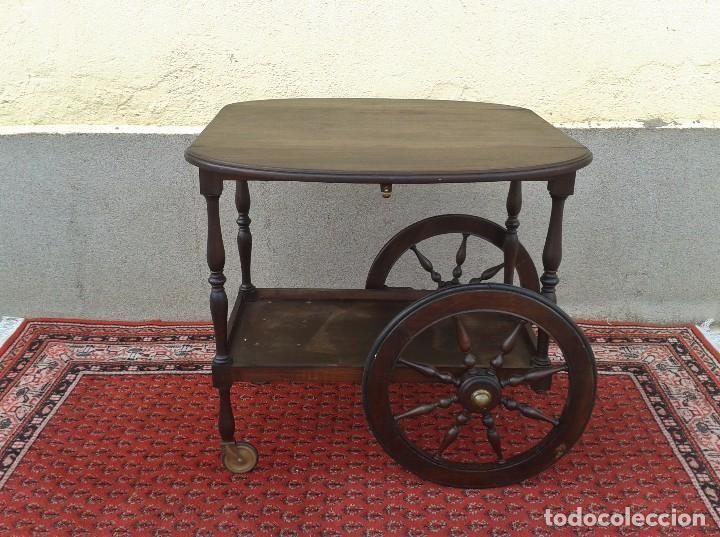 78 ideas sobre camarera en pinterest carritos de bar - Camareras muebles auxiliares ...