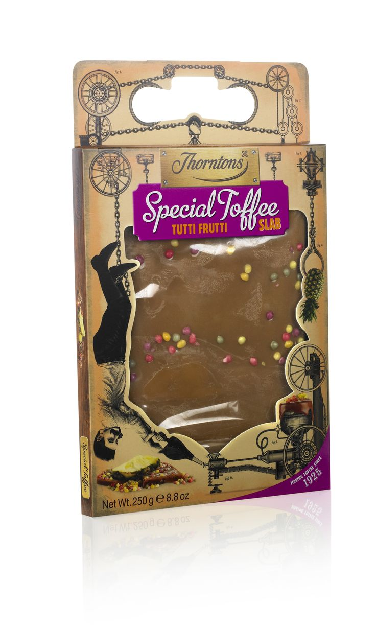 #Thorntons Special #Toffee - Tutti Fruity!