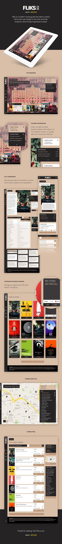 http://www.fliks.co.uk/   #websites #responsive #UX #UI #webdesign #movies #cinemas #minimal #grandbudapest #CSS3 #HTML5 #jQuery