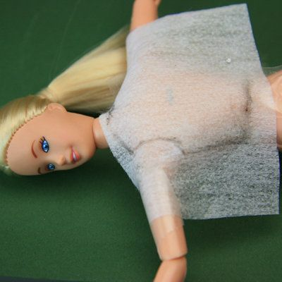 how to doll clothes