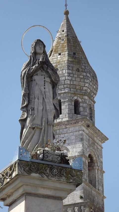 La Madonnina e il campanile