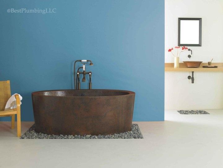 Fine Antique Copper Tubs Gift - Bathtub Ideas - dilata.info