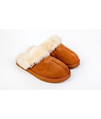 Men or Women's Sheepskin Slippers for £29 With Free Delivery (68% Off) - Earn 8% when you shop or share on haveyouseen.com!
