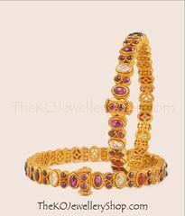 #HandcraftedSilverBangles #NavratnaBangles #925SterlingSilverBangles #goldplatedsilverjewellery  #LightweightSilverBangles #Women'sSilverBangles
