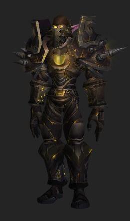 Warrior Tier 6 Raid Transmog Sets - World of Warcraft