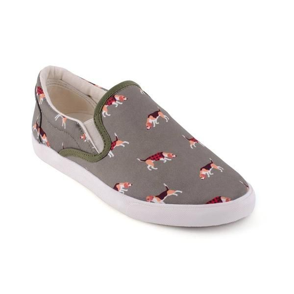 Beagles Slip On