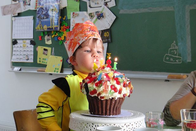 Die taart!!!! :-)