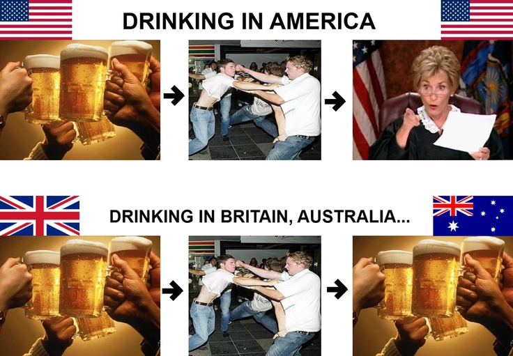 Drinking: Funny Image, Anglosph, Funny Pics, Funny Pictures, Funny Stuff, Funny Quotes, Funny Photo, Aussie, America Difference