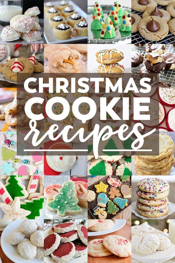 50 Festive Christmas Cookies Christmas Ideas Christmas Desserts
